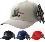 Baseball Cap (Baseball Cap, DGA Name and Basket Logo)