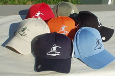 Baseball Cap (Rapid Dry Baseball Cap (Flex fit), Disc Player Logo (Front) & Shut Up & Throw)