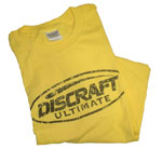 Cotton T-Shirt (Cotton T-Shirt, Discraft Ultimate Logo (Front))