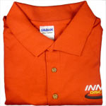 Cotton Polo (Polo (Short Sleeve), Innova Logo)