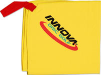 DewFly Disc Golf Towel (Disc Golf Towel, Innova Logo)